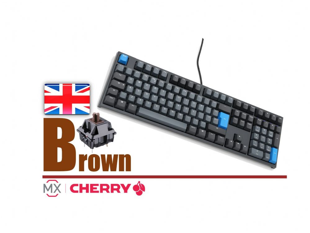 Ducky Channel One2 Skyline DKON1808-BUKPDZHBS